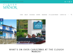 cloughmanor.com