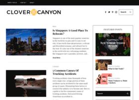 clovercanyon.com