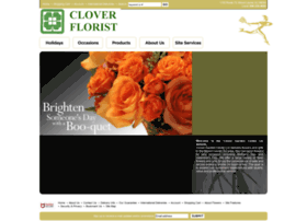 cloverflorist.com
