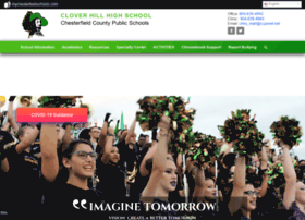 cloverhillhs.mychesterfieldschools.com