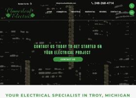 cloverleafelectricllc.com