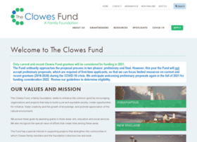 clowesfund.org