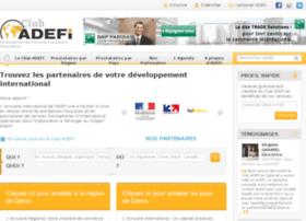 club-adefi.fr