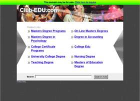 club-edu.com