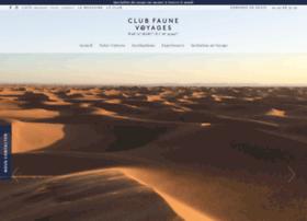 club-faune.com