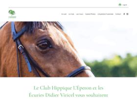 club-leperon.com