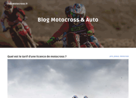 club-motocross.fr