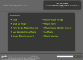 club-tout-reussir.com