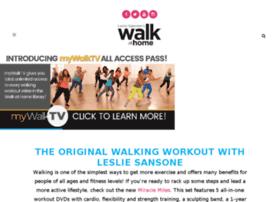 club.walkathome.com