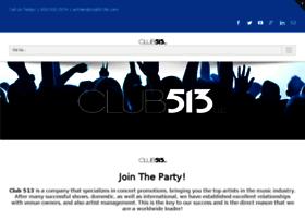 club513llc.com
