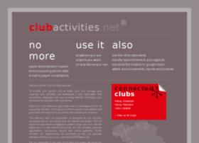 clubactivities.net