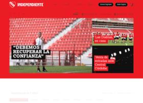 clubaindependiente.com