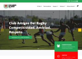 clubamigosrugby.com