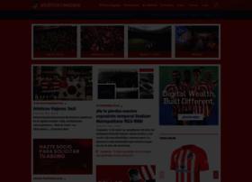 clubatleticodemadrid.com