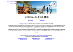 clubbali.com