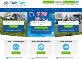 Clubcareinsurance.co.uk