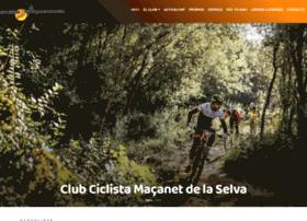 clubciclistamassanet.com