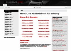 clubcivic.com