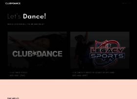clubdancestudio.com
