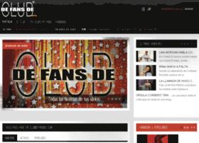clubdefansde.com