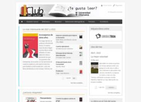 clubdellector.com