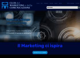 clubdelmarketingedellacomunicazione.com