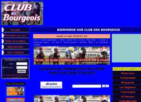 clubdesbourgeois.com