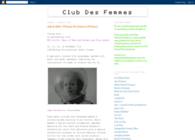 clubdesfemmes.blogspot.co.uk