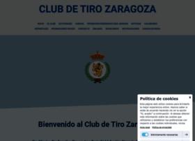 clubdetirozaragoza.com