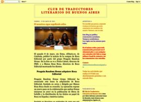 clubdetraductoresliterariosdebaires.blogspot.com