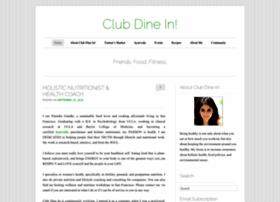 Clubdinein.wordpress.com