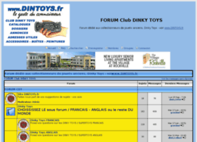 clubdinkytoys.go-forum.net