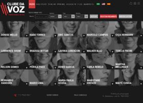 clubedavoz.com.br