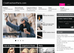 clubfashionparis.com