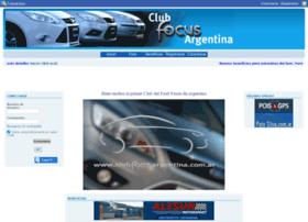 clubfocusargentina.com.ar