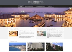 clubhotel.com