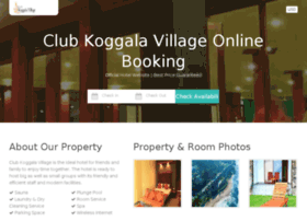 clubkoggalavillage.bookings.lk