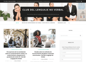 clublenguajenoverbal.com
