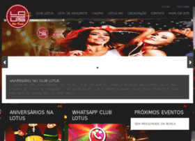 clublotus.com.br