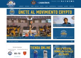 clubourensebaloncesto.com