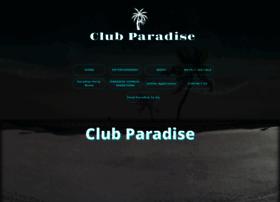 clubparadiseangola.com