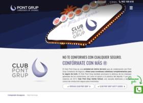 clubpontgrup.com