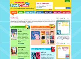 clubs-kids.scholastic.co.uk