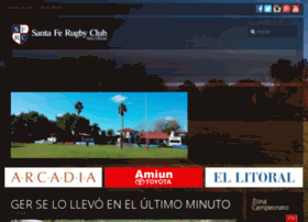 clubsantaferugby.com.ar