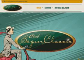clubsegurclassic.com