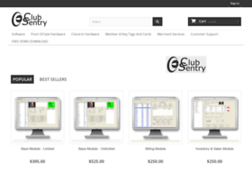 clubsentry.com