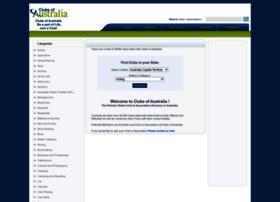 clubsofaustralia.com.au