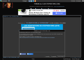 clubstephenkinglille.forumactif.com