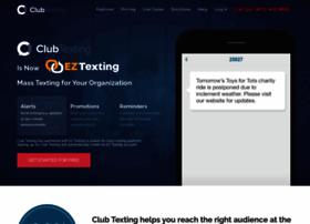 clubtexting.com