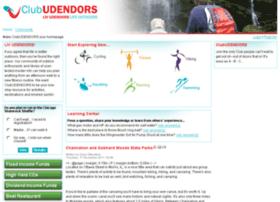 clubudendors.com